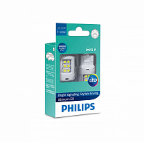 Светодиод Philips W21W 2.5W 6000K White Ultinon LED 12V (2 шт)