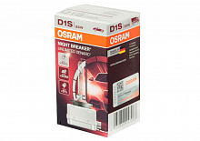 Лампа ксеноновая Osram D1S 66140 Xenarc Night Breaker Unlimited