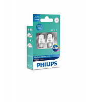 Светодиод Philips W5W LED 1,0W 5500K 12V