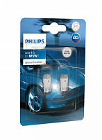 Светодиод Philips W5W Ultinon Pro3000 LED 12V-0.6W 6000K 12V (уп.2шт.)