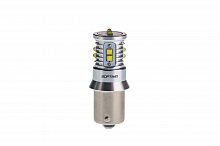 Светодиод Optima MINI, P21W (BA15S) WHITE, CAN, CREE XB-D*10, 5500K, 12V