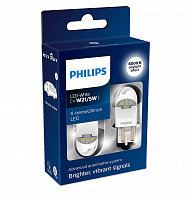 Светодиод Philips W21/5W 2.2/0.3W White X-tremeUltinon LED gen2 (2шт.)